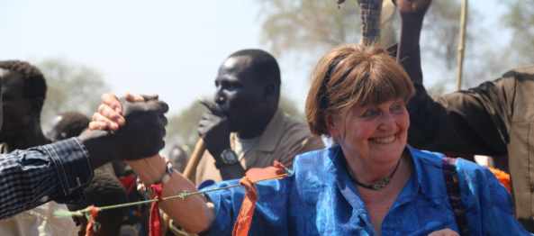 Baroness Cox and the Front Lines of Faith and Freedom