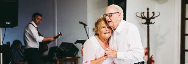 The Oldest Newlyweds in the World
