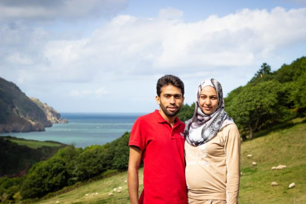 Welcoming Syrian Refugees to Coastal North Devon