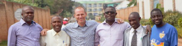 Missions in Burundi: Simon Guillebaud